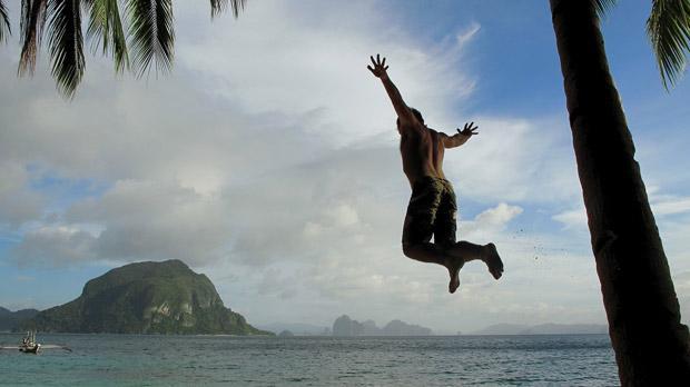 Palawan is an unspoilt beach paradise.