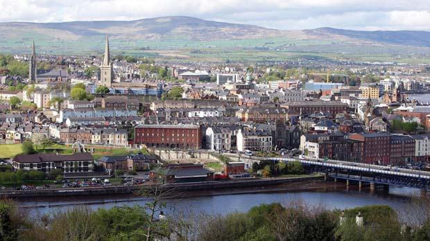 Londonderry is the UK City of Culture 2013.