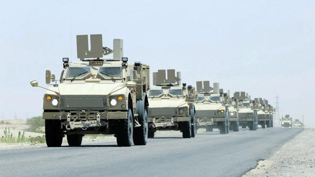 Αποτέλεσμα εικόνας για Qatari forces in Saudi-led coalition
