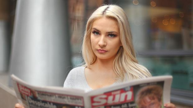 The Sun dropping topless Page 3 doesnt mean
