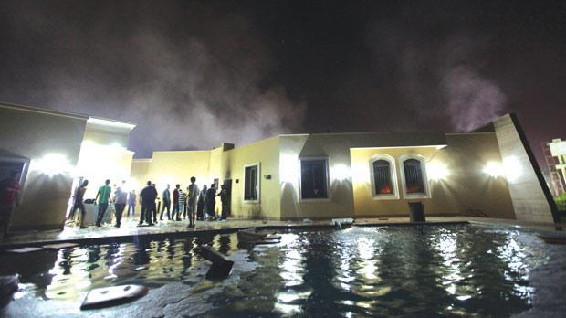 us captures suspect ringleader of 2012 attack in benghazi