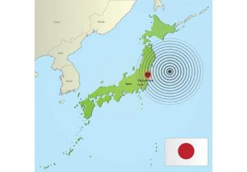 Japan Hid Dangers Of Fukushima Plant - Japan map fukushima