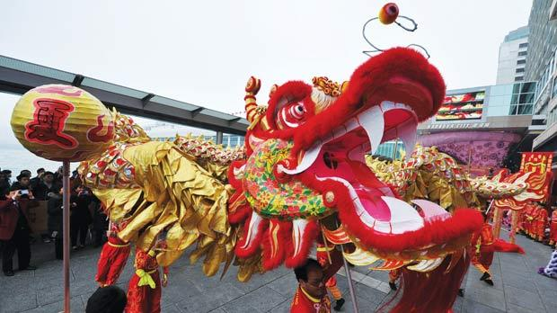 What Does The Chinese Year Of The Dragon Mean For You