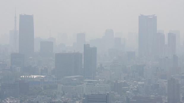 curb soot  smog to help keep earth cool
