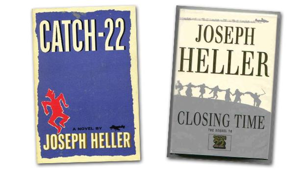 a literary analysis of catch 22 by joseph heller Catch-22 joseph heller buy share character analysis yossarian there was only one catch and that was catch-22.