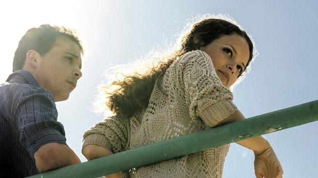 Joseph Zammit and Rachel Fabri in the award-winning musical, The Last Five Years.
